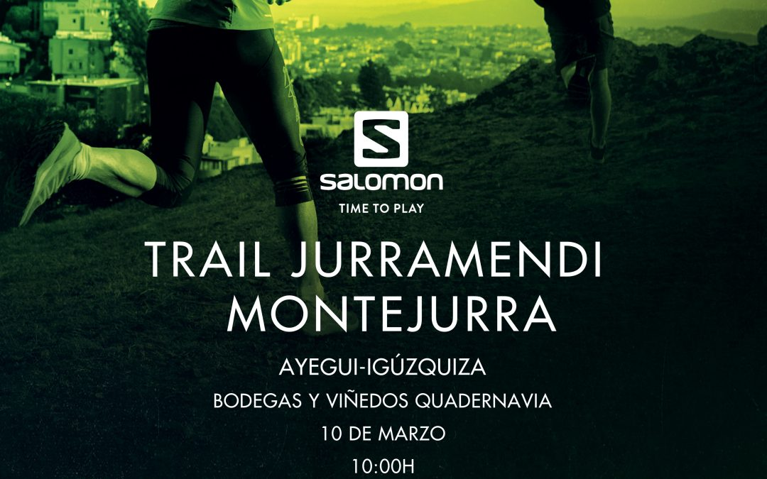 SALOMÓN HOWTO TRAIL RUN  JURRAMENDI TRAIL